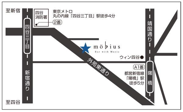 メビウス地図